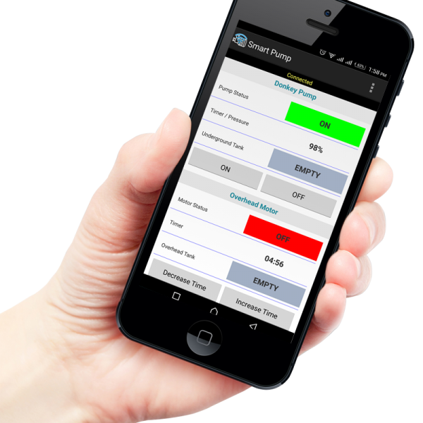 SmartPump Mobile App